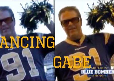 Dancing Gabe