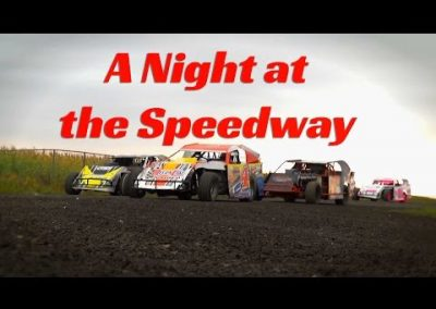 A Night at the Speedway